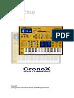 Cron Ox Manual