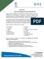 Boletin Taxis Estudio 2013 (1)