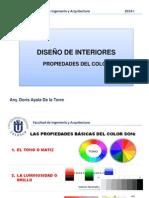2da Clase-diseño de Interiores-propiedades Del Color-ok - Copia