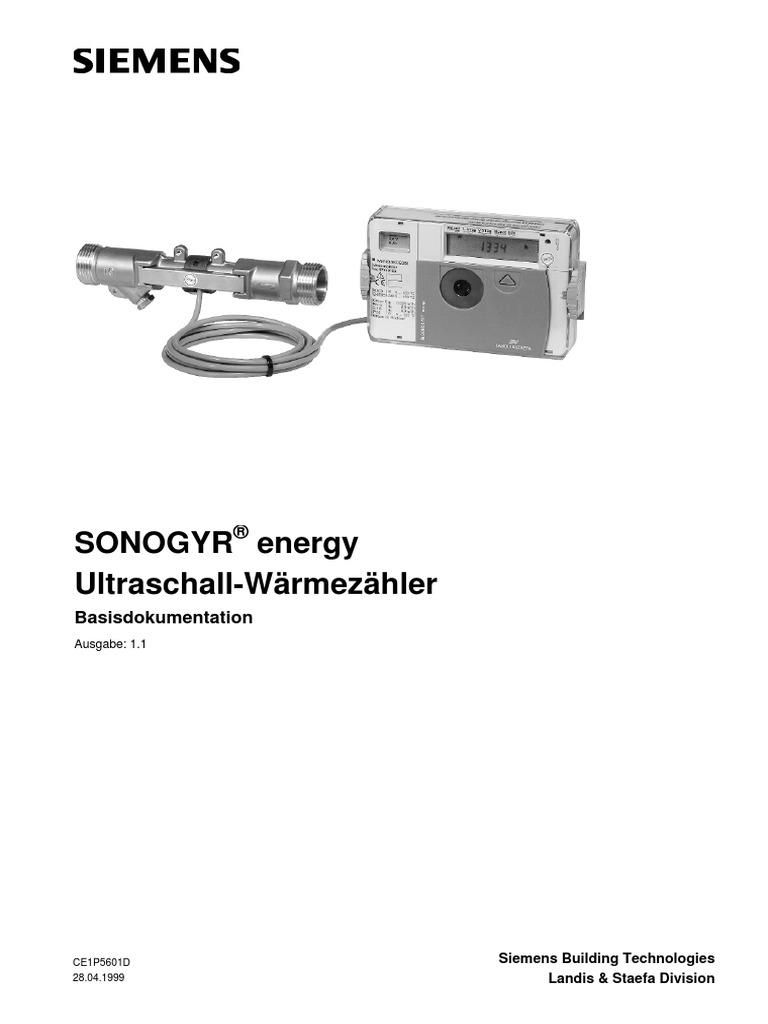 SIEMENS SONOGYR ENERGY