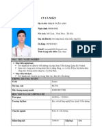 CV Nguyệt
