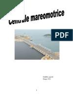 Centrale Mareomotrice