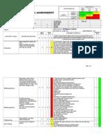 Risk Assessment No. 39 WELDING IN GENERAL Rev. 02 20.03.09.doc
