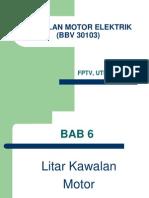 BAB 6 Litar Kawalan Motor