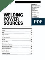 Welding Power Sources