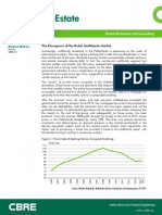 CBRE The emergence of Dutch multifamily market 2014
