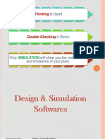 Design & Simulation Softwares
