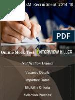 RICEM Recruitment 2014 - Interviewkiller