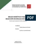 Proyecto Robotica Final