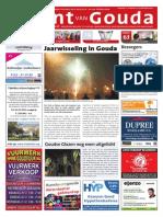 De Krant Van Gouda, 29 December 2014