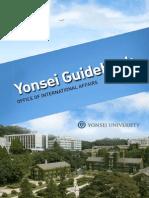 Yonsei Guidebook