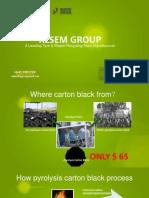 RESEM GROUP Pyrolysiscarton