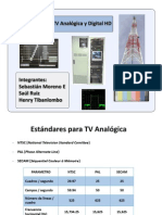 tv digital y analogica