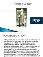 X- Gen - Pano Block 11 - Unit 2 Dental Panoramic X-Ray
