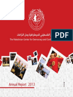 Annual Report 2013 - Pcdcr