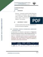 Informe de Valución de Un Inmueble Rusico - Avance