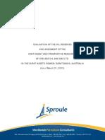 Chelsea Surat Reserves Report 2013