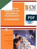 Educacion a Distancia Maestria Parte3
