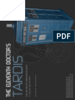 PaperCraft Doctor Who Tardis  by Rocketmantan
