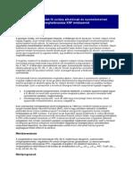 Geológiai Minták Fő Oxidos Alkotóinak És Nyomelemeinek Meghatározása XRF Módszerrel