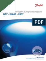 Maneurop NTZ Low Temp_Refrigeration Compressors