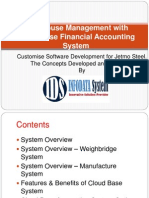 Total Warehouse Management With Financial Accounting System