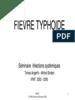 Typhoide-Asie