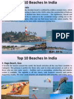 Top 10 Beaches in India