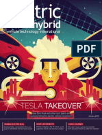 Electric & Hybrid Vehicle Technology International - January 2015