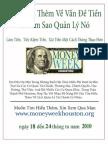 Money Week Houston 2010 Vietnamese Poster