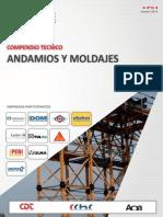 Andamios y Moldajes
