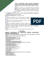ORDIN Nr 1142 Din 3 Octombrie 2013 - Proceduri de Practica(1)