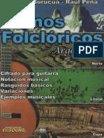 Ritmos folcloricos argentinos guitarra osvaldo burucuá - raul peña
