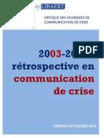 Communication de crise, critiques.
