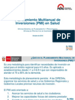 Planeamiento Multianual Inversiones san martin.ppt