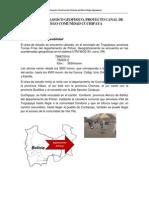 Informe Geologico Geofisico Aguaquisa