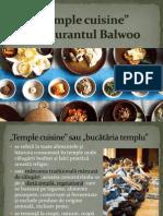Balwoo Restaurant Korea