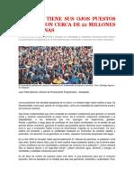 Ecuador Tiene Sus Ojos Puestos en 2035