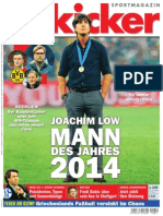 Kicker Magazine