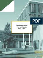 Gemeente Hof Van Twente Detailhandelsnota 2013-2016