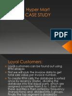 Hyper Mart Case Study