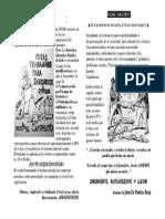 Fanzine 6Organízate contra la Explotación Laboral