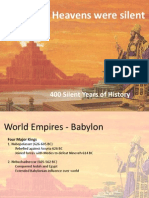 NT Survey 400 Silent Years PDF