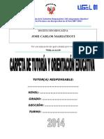 CARPETA DE TUTORIA 2014[1].doc