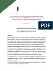 Marketing Communication Models Universities