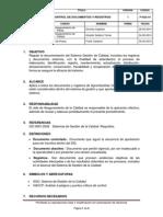 P-SGC-01 Control de Documentos y Registros.v1