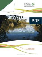 Tnc Diagnostico Financeiro Areas Protegidas