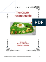 On Am Recipes