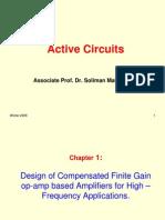 Active circuits