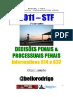 2011 1sem - STF Organizao @BelloRodrigo.pdf